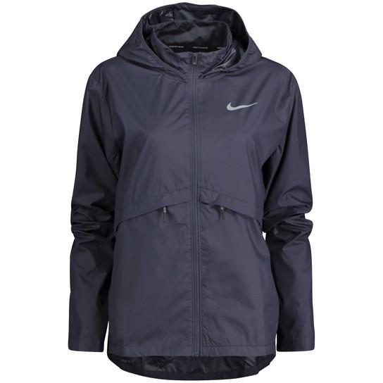 Essential Hooded Running Jacket, løbejakke, dame