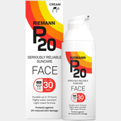 Face Cream SPF 30 - 50 ml, solcreme