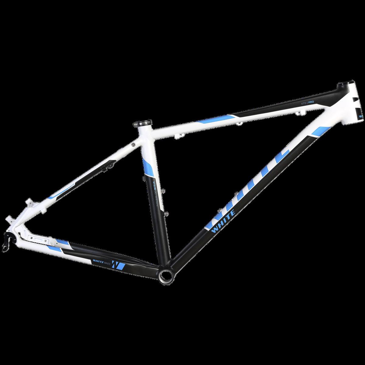 White Frame XC 275 Pro 16, cykelstel | Stel og rammer