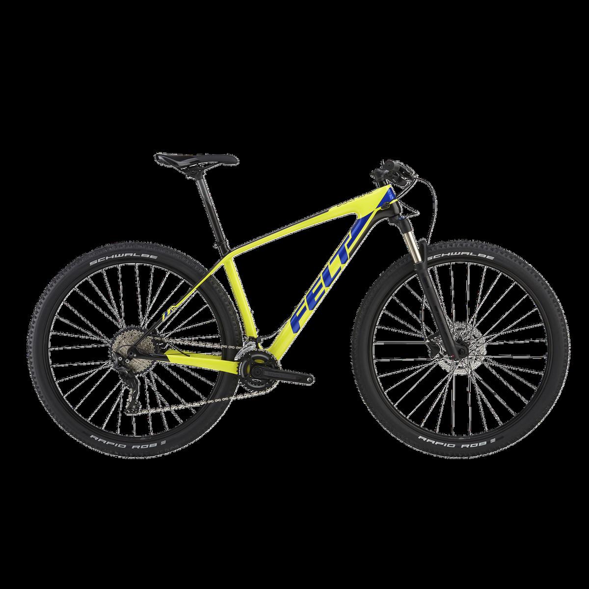 Doctrine 6 XT 18, mountainbike, unisex | MTB