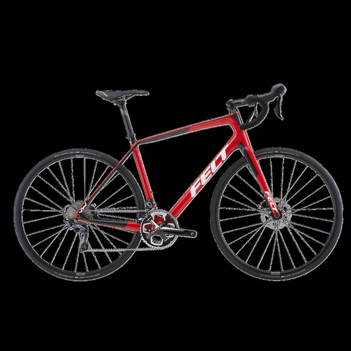 VR4 Ultegra disc 18, racercykel, unisex (FØRPRIS 17999,-) | Racercykler
