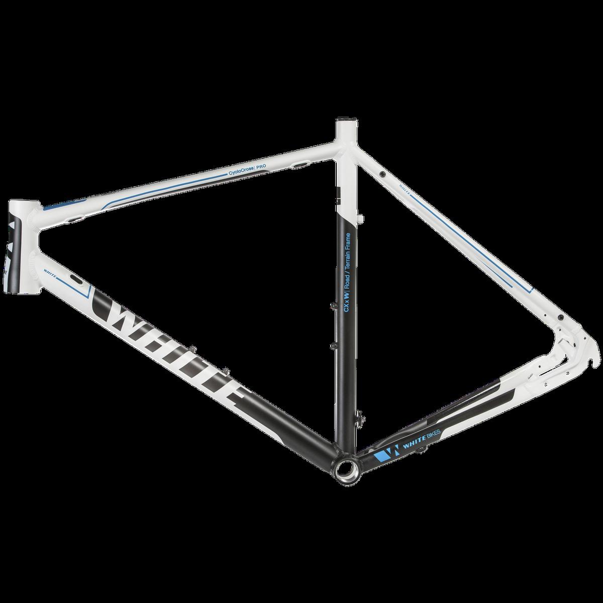 Frame CX Pro 16, cykelramme, Hvid | Stel og rammer
