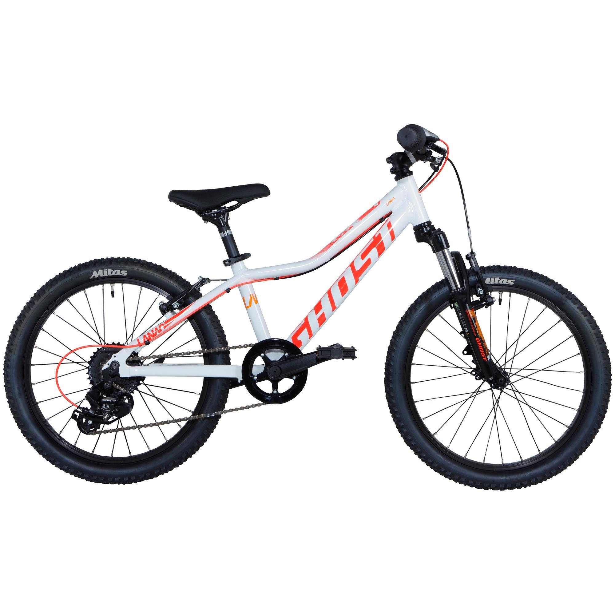 Lanao Kid 2,0 19, mountainbike, børn , Grå | Mountainbikes