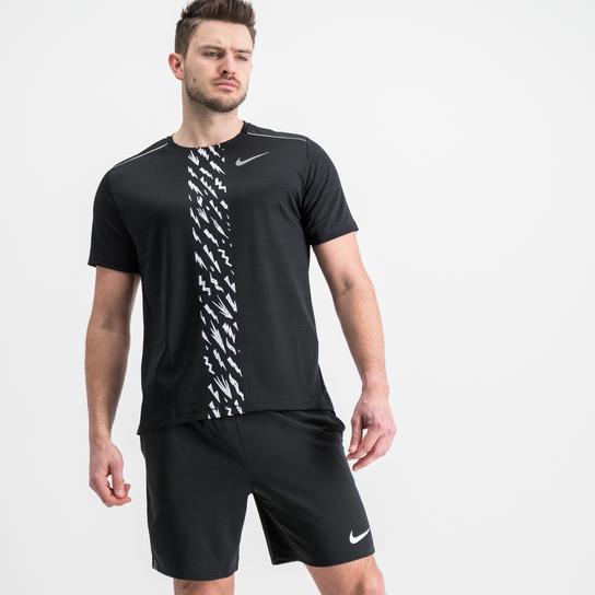 Dri Fit Miler Short Sleeve Edge GX Pro, træningstrøje, herre
