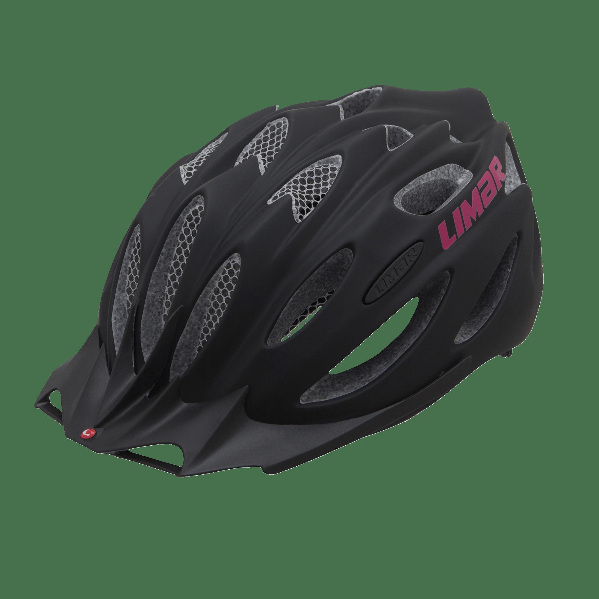 757 19, cykelhjelm, mountainbike, unisex, Sort | Helmets