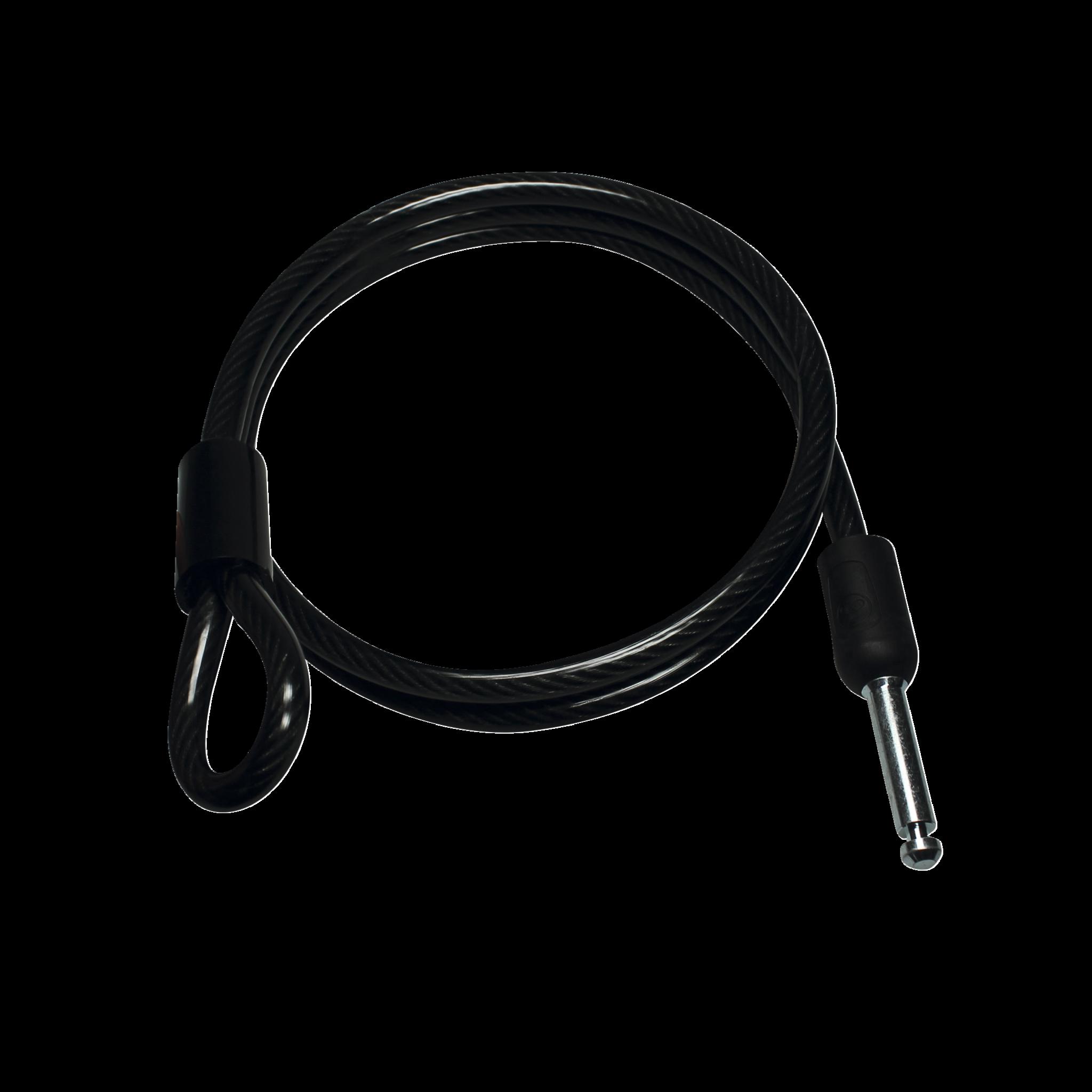 ZR 310 POC wire for framelock, wire til cykellås, black | Bike locks