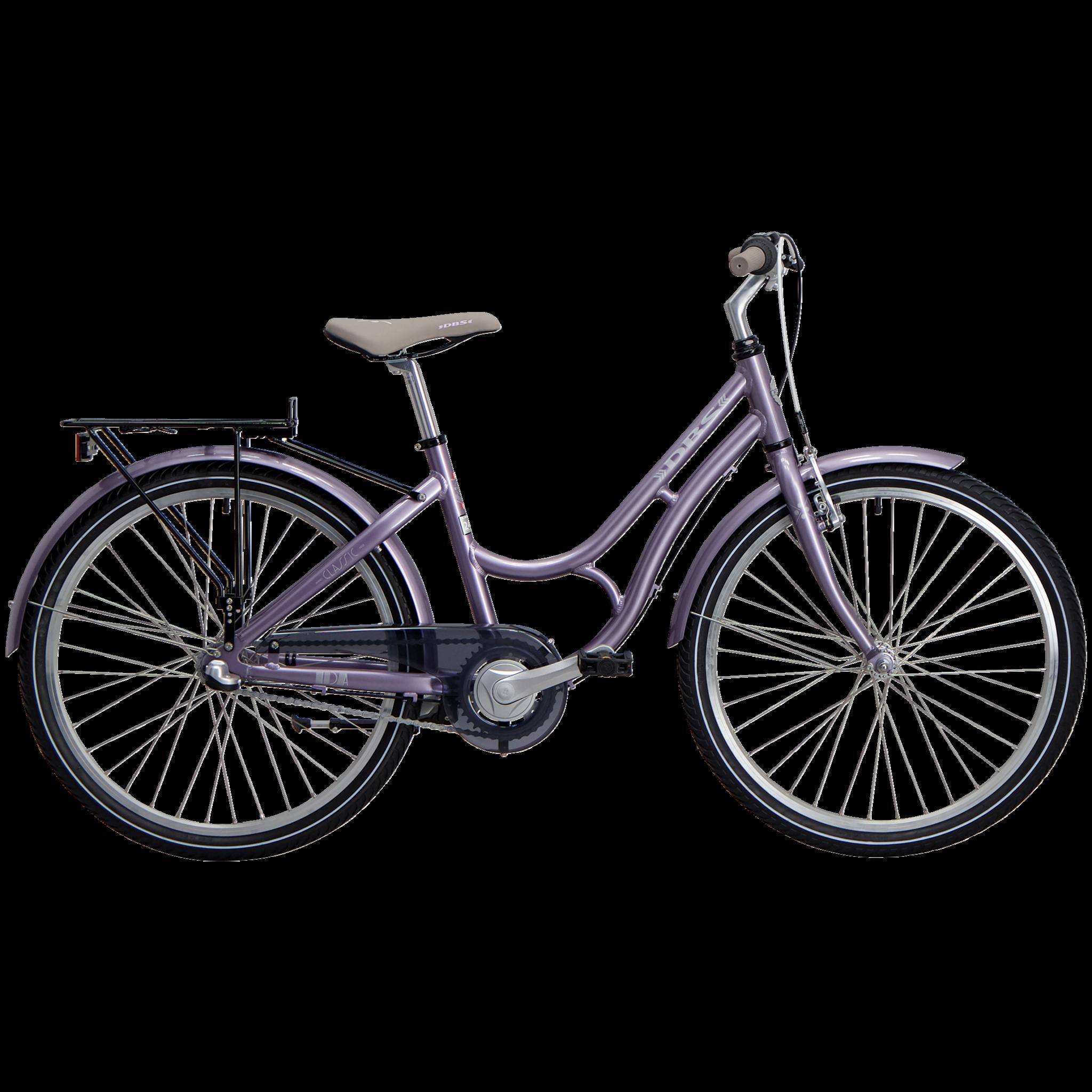 Bikerz Ida 433 19, bycykel, junior, Violet | City-cykler