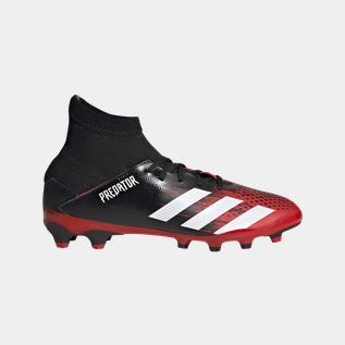 adidas Predator 20.3 MG Q1 20, fodboldstøvle, junior Sort Fodboldstøvler | XXL