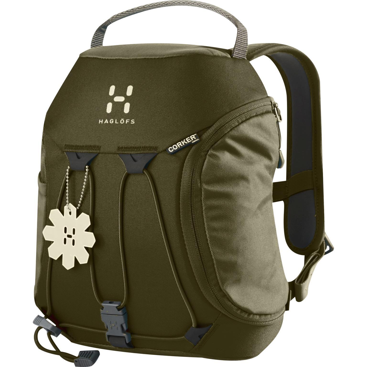 Corker XS 5L, rygsæk, Grøn | Travel bags