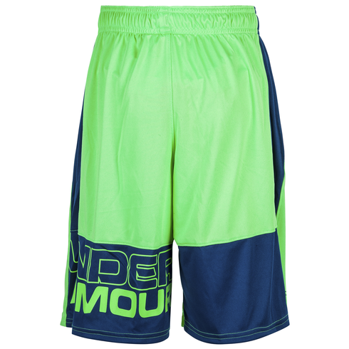 UA Stunt Short Arena Green