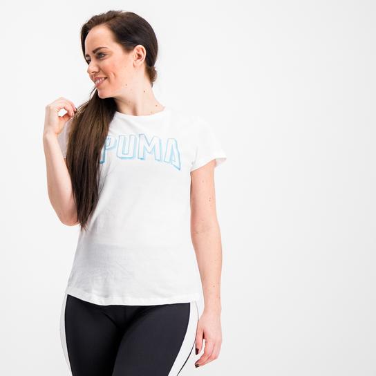 Athletics Tee, T shirt, dame