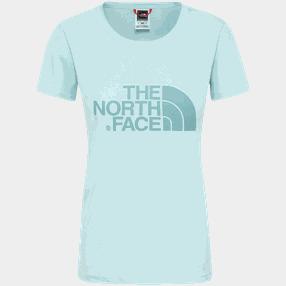 Kort T shirt med NSE grafik til damer   The North Face