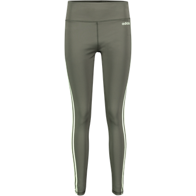 Designed To Move 3-Stripes High Rise Long Tight, træningstights, dame